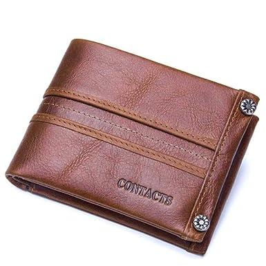 GHC Billetera y monedero Monedero de mano transversal ...