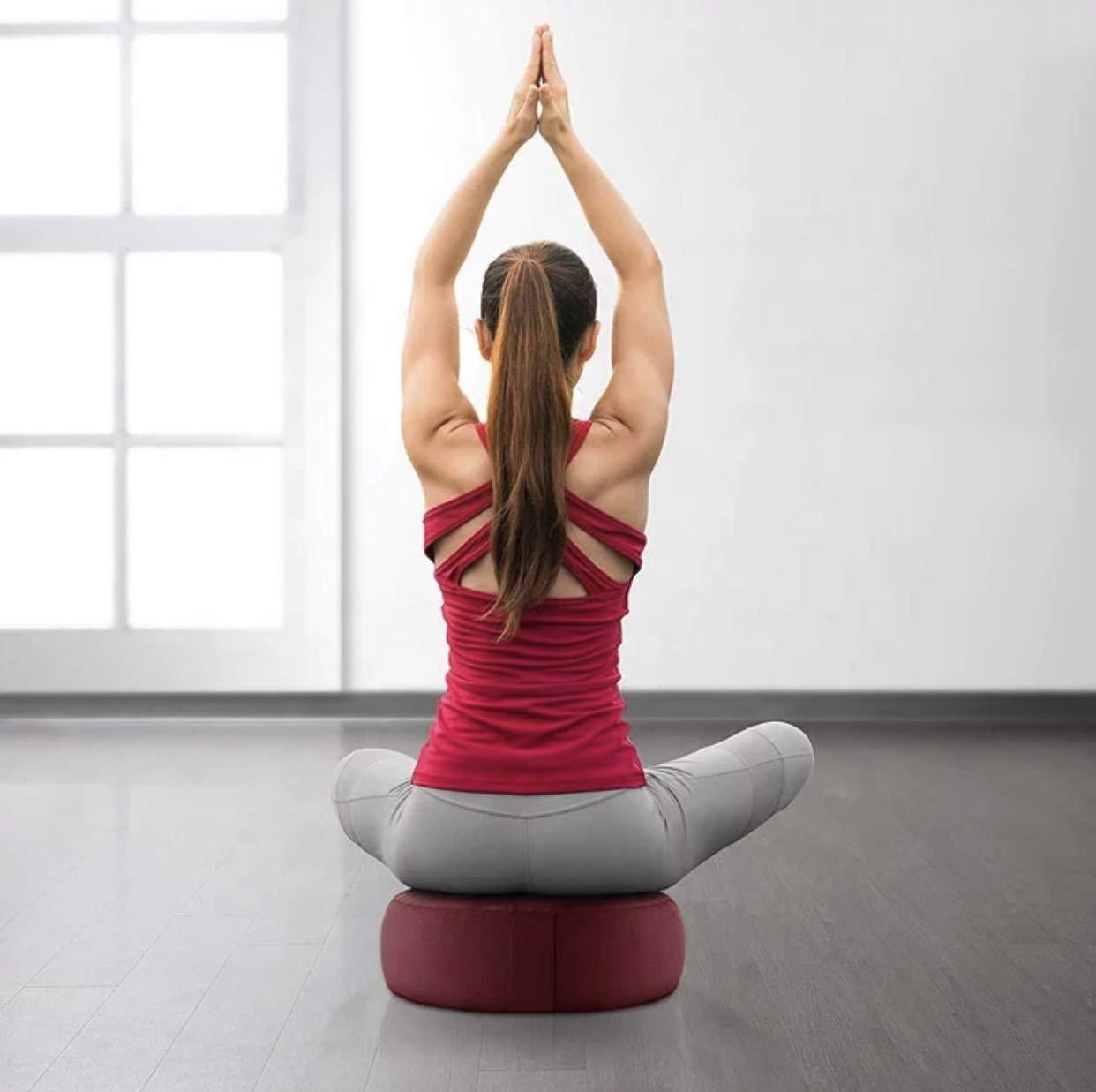 Holistic Lifestyle Lab - Cojín de meditación, diseño de ...