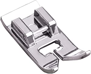 YEQIN Zig Zag, Straight Stitch Foot Snap On foot Presser Foot Will Fit Singer, Brother, Janome, Toyota, Etc Domestic Sewing Machines