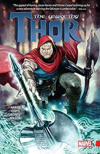 The Unworthy Thor (The Unworthy Thor (2016-2017))]()