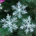 Y&Y Star 36pcs Christmas Tree Bowknot Christmas Tree/wedding/party Decoration Bow Bowknot Party Gift DIY Decor Xmas Tree Ornament