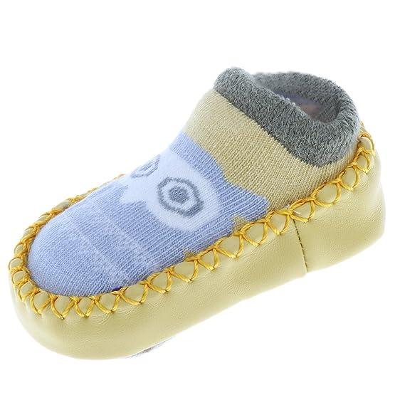 MagiDeal Calcetines Antideslizantes de Deslizador para Bebés Ropa Lindo de Niños Duardero: Amazon.es: Ropa y accesorios