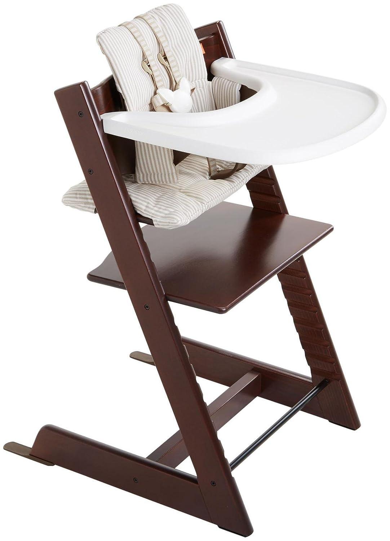 Amazon.com: Stokke Tripp Trapp Bundle Set – Nogal: Baby