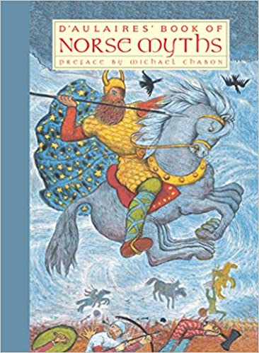D'Aulaires' Book Of Norse Myths [EN] - Ingri D'Aulaire