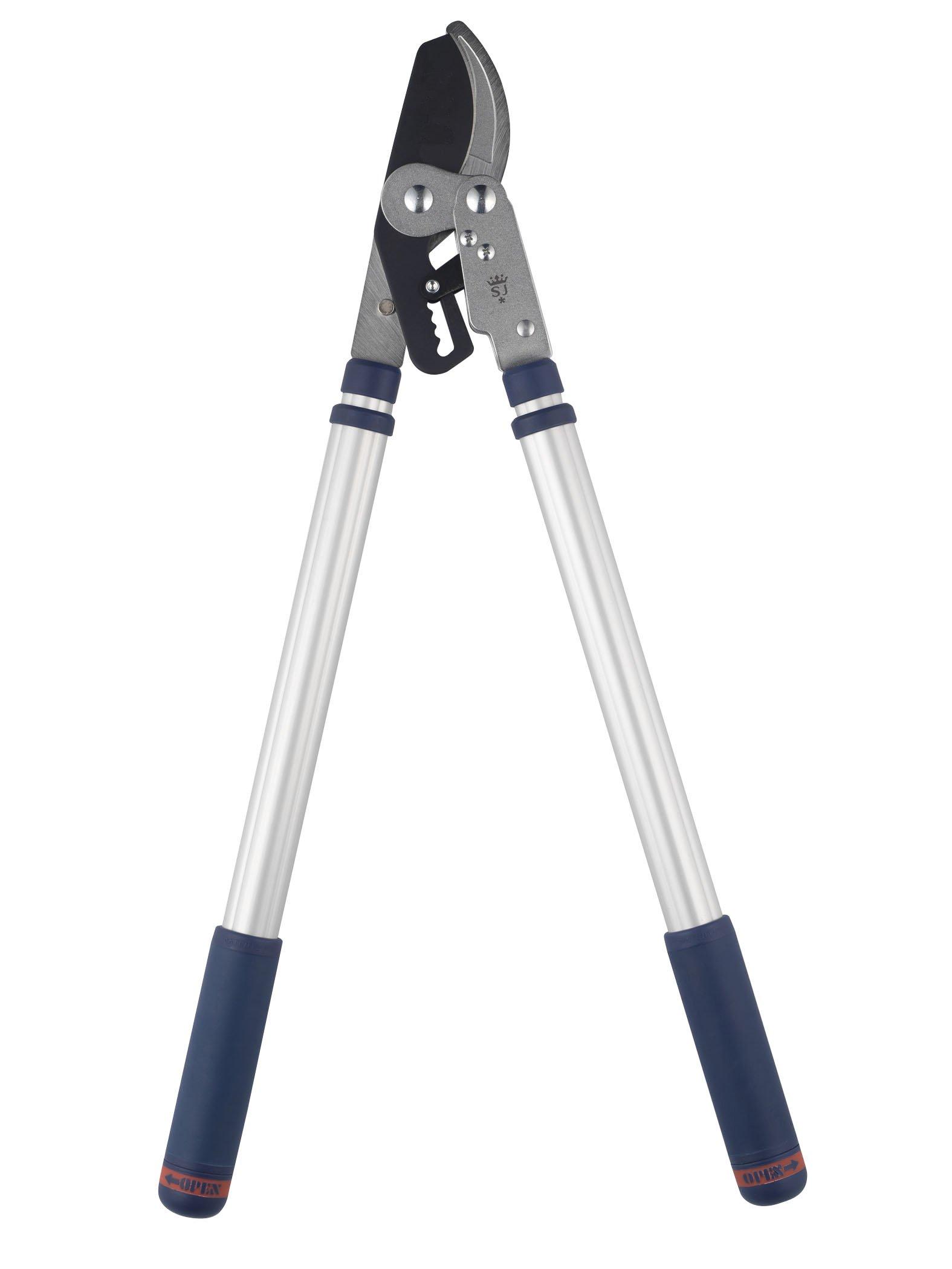 Spear & Jackson 8090RS/09 Razorsharp Telescopic Ratchet Bypass Lopper