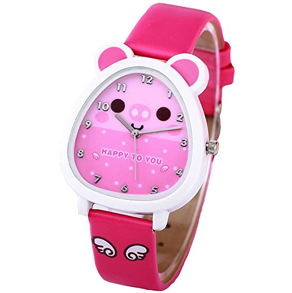 Watches Inventive Beautiful Fashion Creative Cartoon Watch Ladies Cute Cat Watch For Gift 2019 Selling Fashion Watches High Quality Quartz Watch