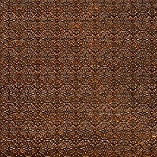Wall Panels WC-20 Antique Gold 25ft.x 2ft. Roll Decorative Kitchen Backsplash Glue On,Nail On,Staple On,Tape On! ()