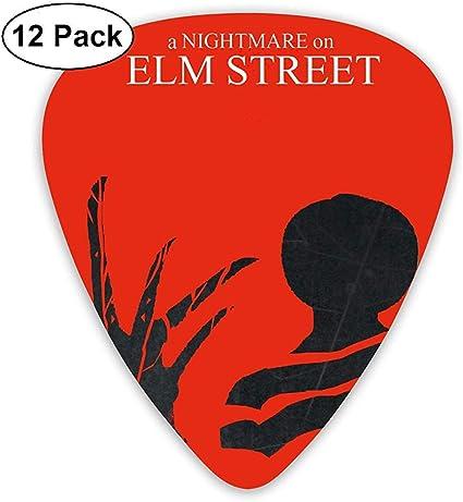 Historia de las selecciones de guitarra A Nightmare On Elm Street ...