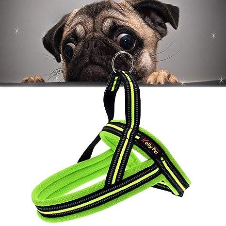 Correa de mascota Los perros mascota A7 reflectante de poliéster ...