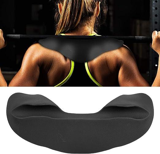 KEENSO Barbell Pad Weight Lifting Protector Barbell Squat Pad para Barras est/ándar y ol/ímpicas empujes de Cadera Neck Shoulder Protective Sentadillas y estocadas