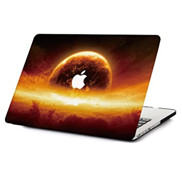 AOGGY Funda MacBook Pro 13 Retina A1502 / A1425, (Versión 2015/2014/2013/fin 2012), Ultra Delgado Carcasa Rígida Protector de Plástico Cubierta para ...