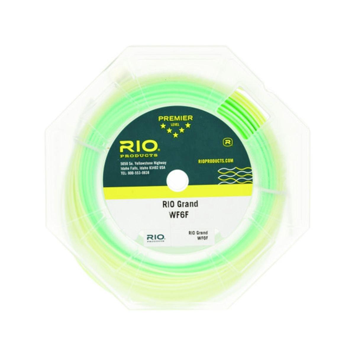 新品?正規品  (WF3F, Pale Green Rio and Lt. Yello) - Series Rio Fly Floating Fishing Grand Series Freshwater Floating Fly Line B003QTJJKY, vanquish international:5e94c0a7 --- a0267596.xsph.ru