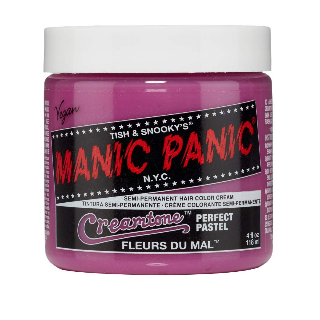 Manic Panic Fleurs Du Mal Pink Hair Dye