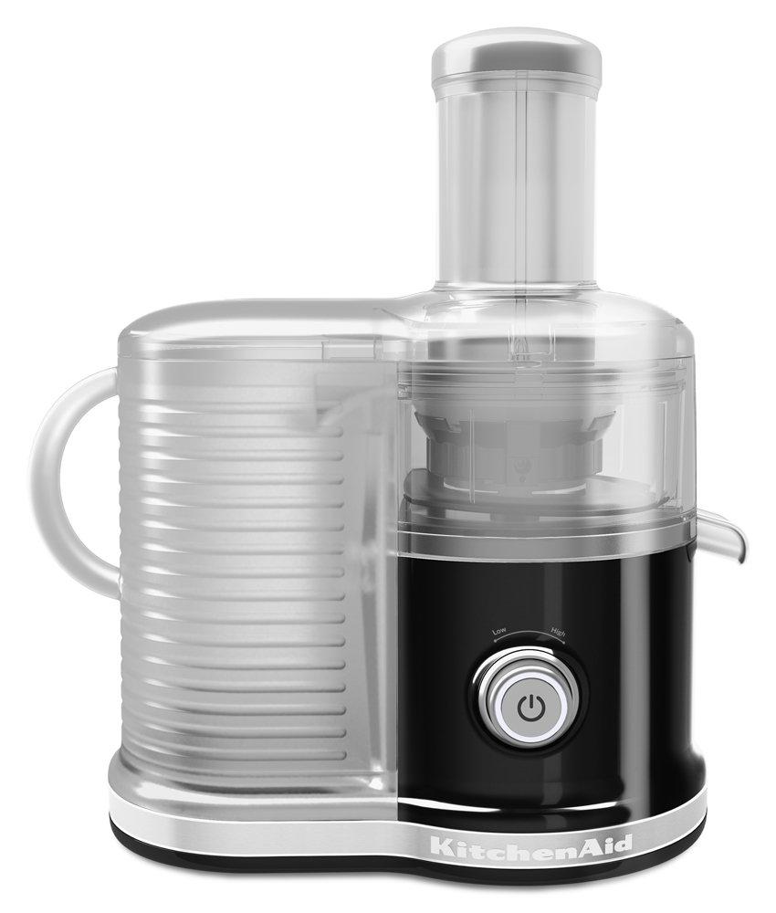 Onyx Black: KitchenAid KVJ0333OB Easy Clean Juicer