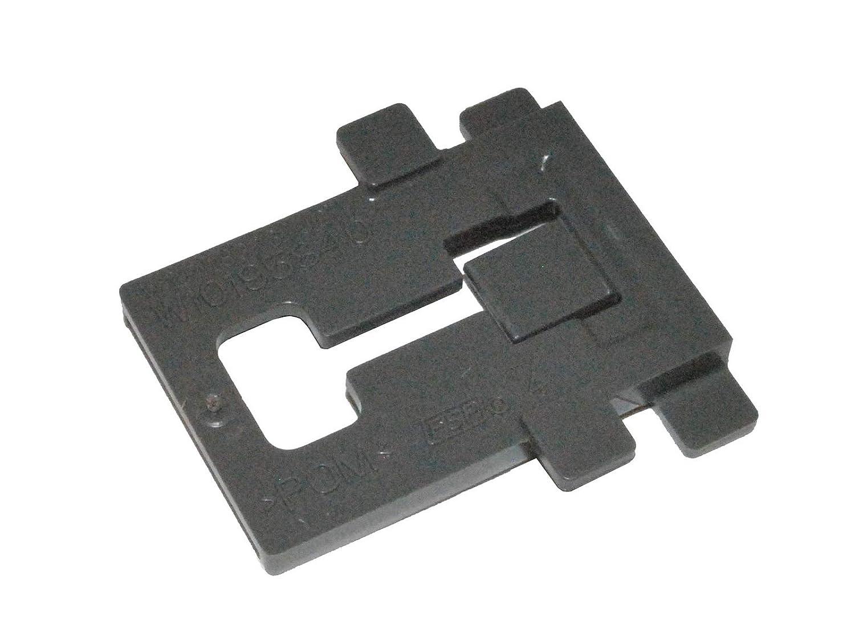 ClimaTek Upgraded Dishwasher Rack Adjuster fits Jenn-Air KitchenAid W10418323 PS11750093