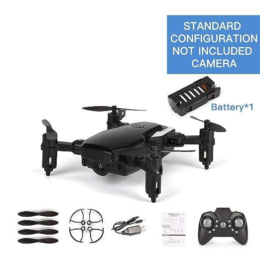 Contifan LF606 Drone sin cámara FPV Quadcopter Plegable RC Drones ...