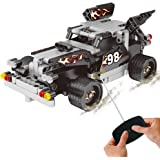 BIRANCO. STEM Building Toys for 6 8 Year Old Boys and Girls - Remote Control Racer Learning Kit for Kids Age 6, 8-12, 14, Top