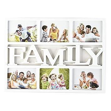 Collage de Fotos Marco de La Pared del Family