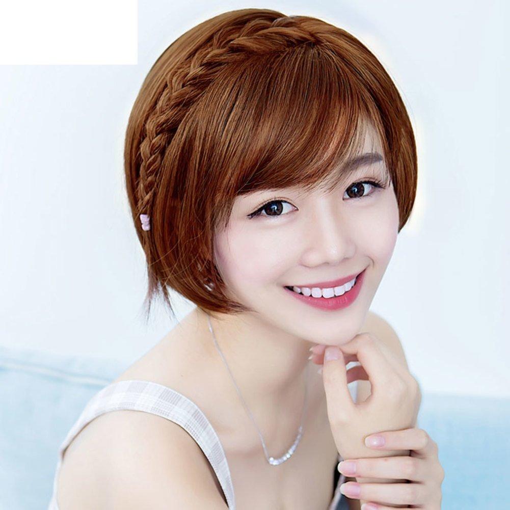 corto peluca de pelo señora/Recto pelo corto Bob/ elección del guapa-D