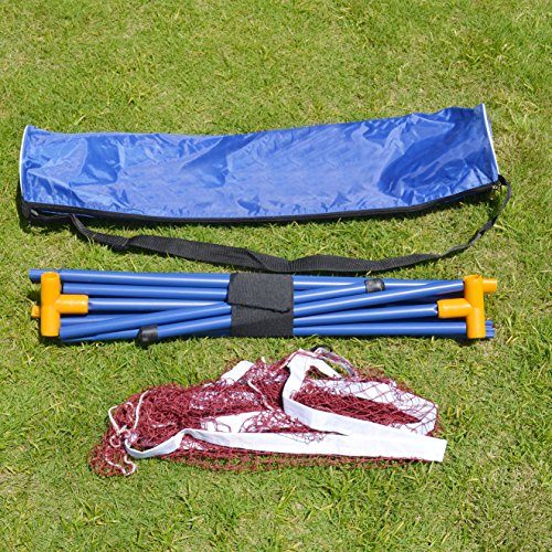 BenefitUSA Portable Training Beach Volleyball Tennis net Badminton with carrying bag by BenefitUSA (Image #4)