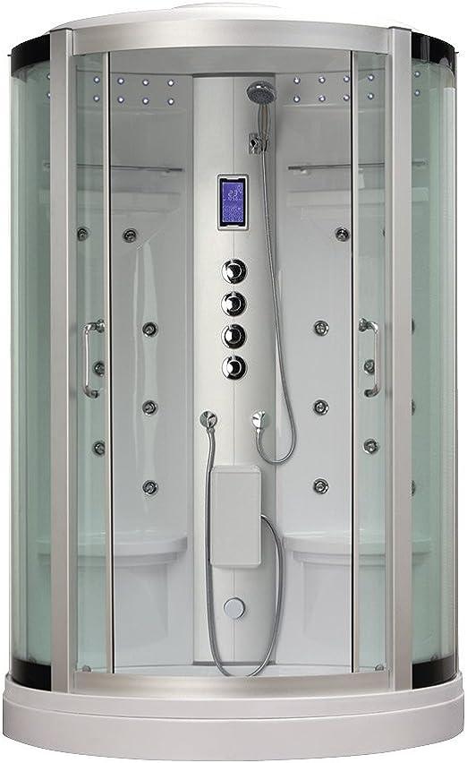 Plástico de ducha de vapor de aluminio super team DUO/verde/WE: Amazon.es: Bricolaje y herramientas