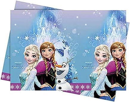Procos - Plastic tablecloth Disney Frozen (120 x 180 cm) multicolored