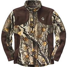 Legendary Whitetails Men's Apex II Quarter Zip Fleece Sweater