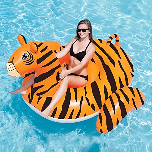 Swimline Giant Tiger Pool Float - http://coolthings.us