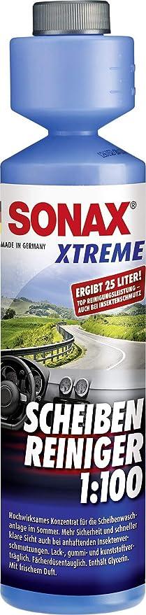 Comprar SONAX 02711410-544 Xtreme Nanopro Lavaparabrisas 1:100 Concentrado, 250 ml