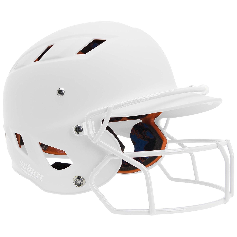 Varsity Schutt Sports Senior AiR 4.2 Softball Batters Helmet with Faceguard