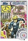 Jonny Quest: Escape To Questworld (Mini-DVD) Image
