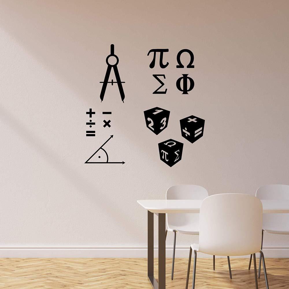 pegatinas de pared tortugas ninja Matemáticas Símbolo ...