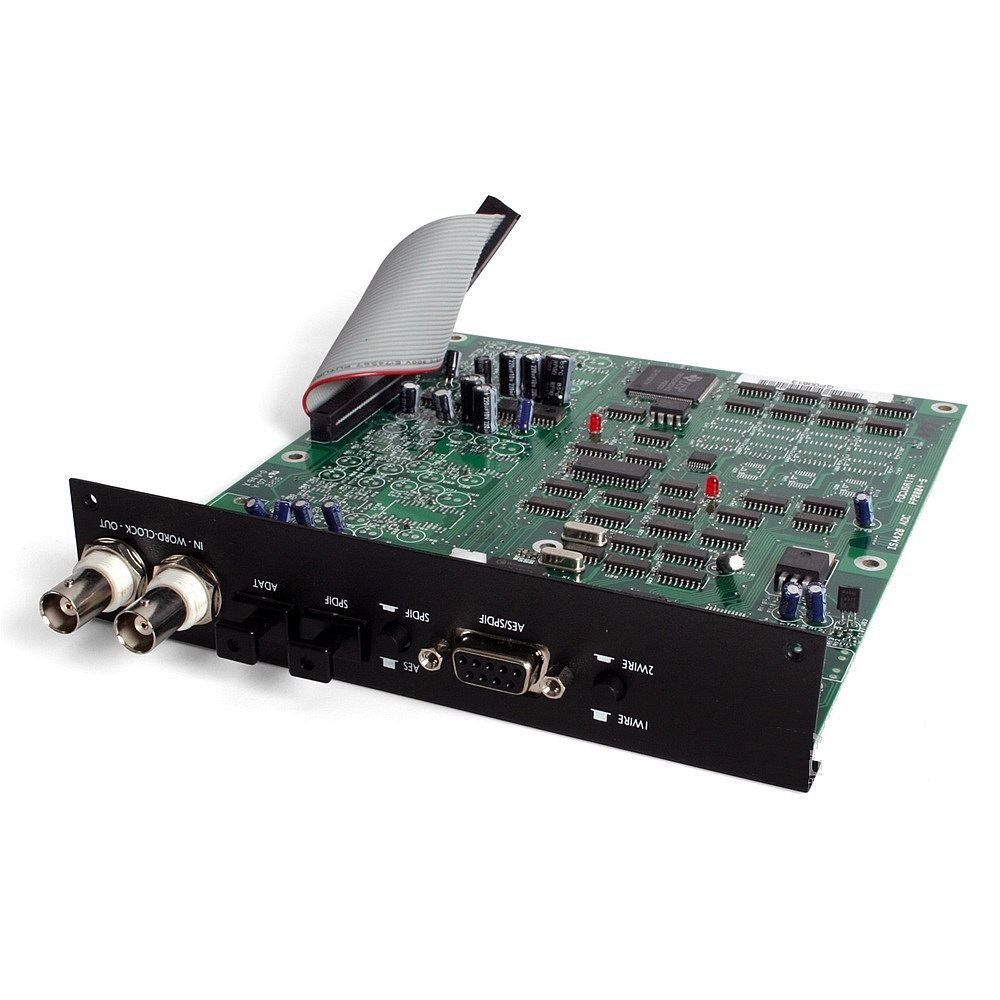 Focusrite ISA 2Channel A/D Option | ISA Stereo ADC Card for ISA ONE and 430 MkII Preamp