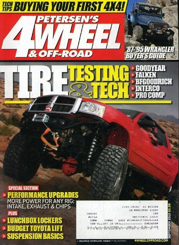 Petersen's 4-Wheel & Off-Road September 2010 -