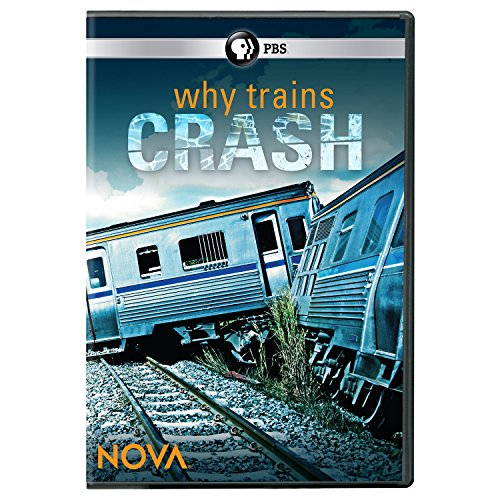 DVD : NOVA: Why Trains Crash (DVD)