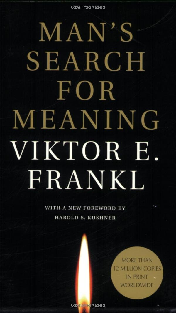 Finding Meaning with the help of a holocaust survivor