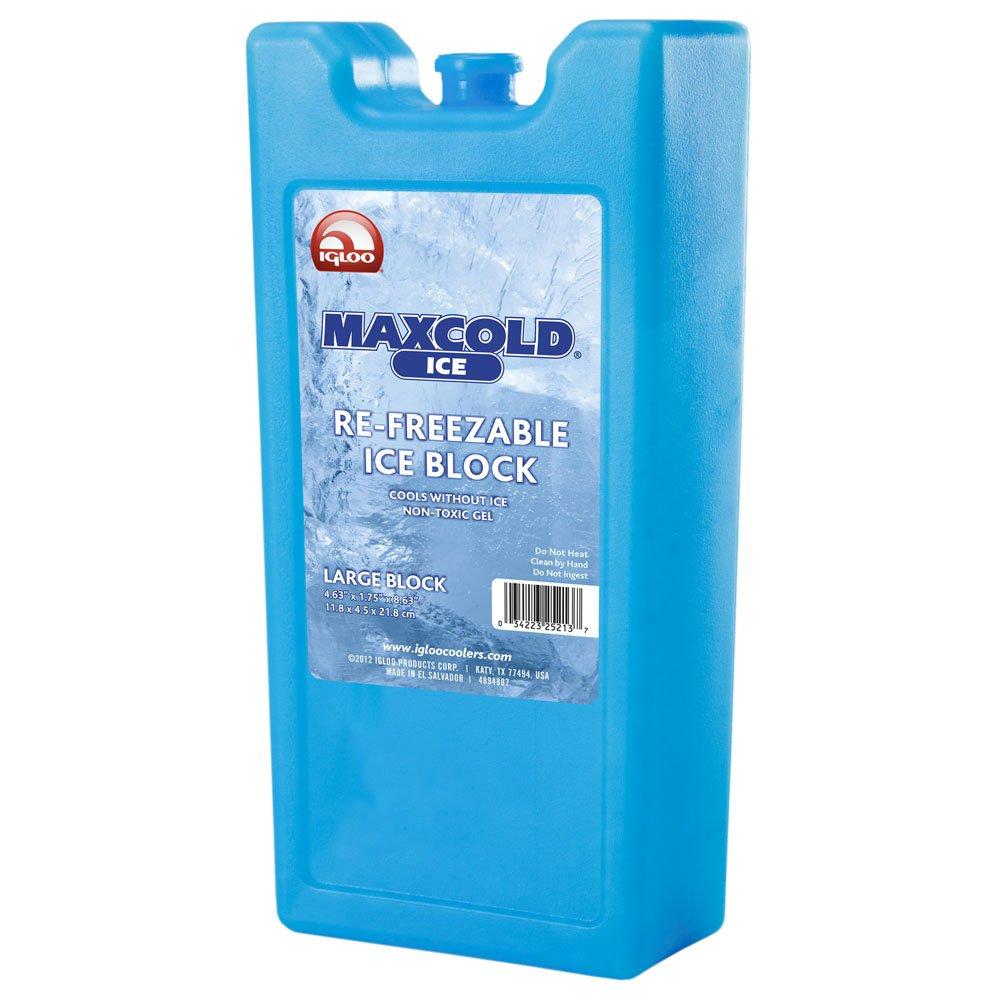 igloo corporation 25201 Maxcold, Large, Ice Block