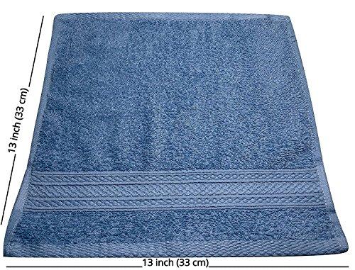 100% Extra Soft Ring Spun Cotton Wash Cloths