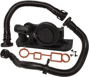 Crankcase Regulating Valve Pressure Control Valve Fits A3 A4 Volkswagen Jetta PCV