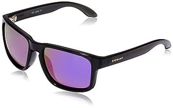 Ocean Sunglasses Blue Moon - lunettes de soleil polarisées - Monture : Noir Transparent - Verres : Revo Violet (19202.10) 3J8AkoNbw6