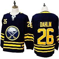 Yajun Rasmus Dahlin#26 Buffalo Sabres Camisetas Hockey Jersey