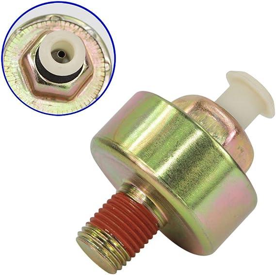 DOICOO Ignition Knock Detonation Sensor 10456019 Compatible with Chevy Impala Lumina Electra Lesabre GMC Oldsmobile Pontiac Silhouette Bonneville fit KS27 213-96 10456126 1103700 52453591