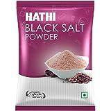 Hathi Black Salt Powder, (1 Kg)