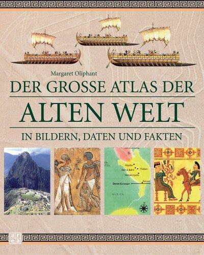 Der große Atlas der Alten Welt