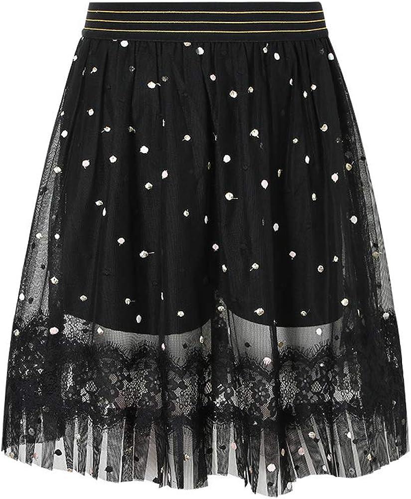 Vestido de Mujer con Falda Pin-up de Color Negro, Sexy, Elegante ...