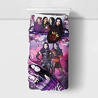 Kids Warehouse Descendants 'Wickedly Fabulous' Twin Reversible Comforter