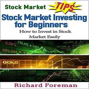 Stock Market Tips: Stock Market Investing for Beginners Audiobook