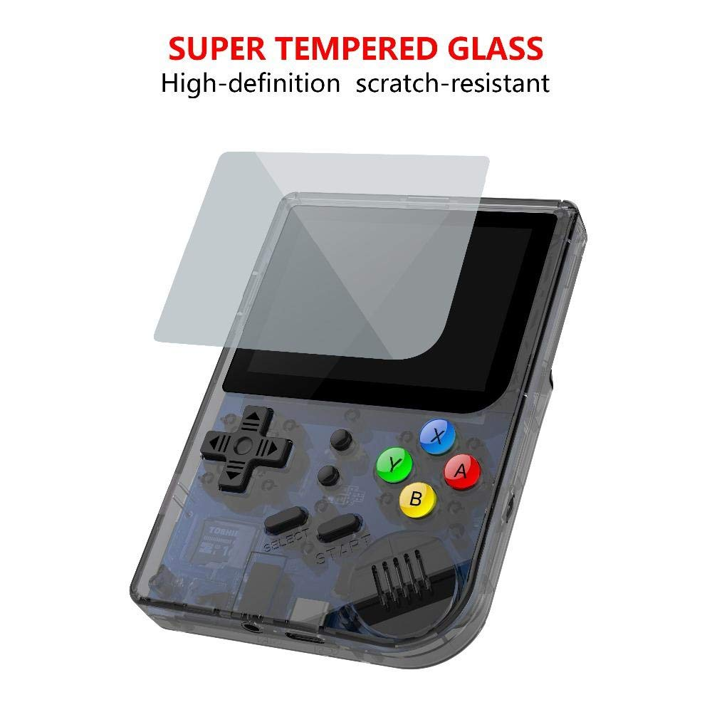 Layopo RG300 Game Console, Opening Linux Tony System Retro Handheld Game Console 16GB Support 32G TF Card 3 Inch Screen More Than 3000 Games Portable Video Game Console by Layopo (Image #3)
