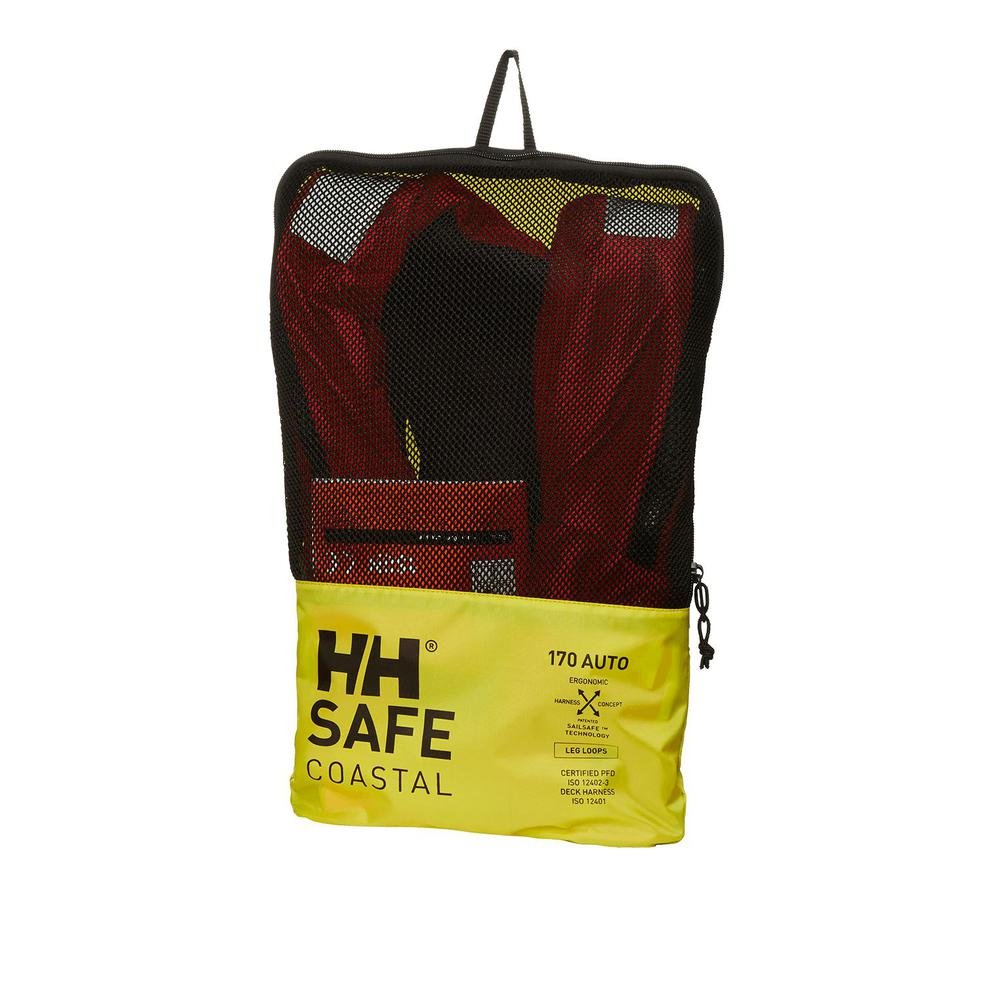 Hombre Helly Hansen Sailsafe Inflatable Coastal Chaleco