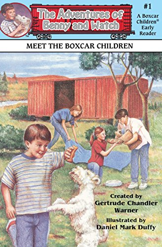 Meet the boxcar children the adventures of benny and watch book 1 meet the boxcar children the adventures of benny and watch book 1 by fandeluxe Document